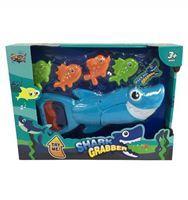 Imagen de Juguete Para Bañera Tiburón Atrapa Peces
