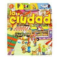 """Imagen de Libro """"La Ciudad"""""""