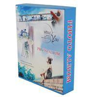 Imagen de Album Para 54 Fotos En Caja Con Diseño