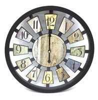 Imagen de Reloj De Pared Redondo Vintage