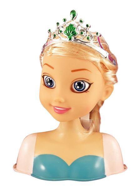Imagen de Juguete Muñeca Para Peinar Princesa