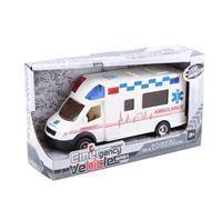 Imagen de Ambulancia A Fricción