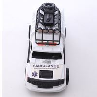 Imagen de Ambulancia friccion en caja 8136