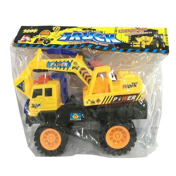 Imagen de Camión Juguete Con Pala Excavadora