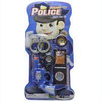 Imagen de Pistola Con 5 Accesorios Policia