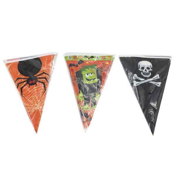Imagen de Banderines De Nylon De Halloween