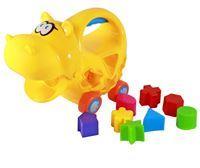 Imagen de Arrastre Hipopótamo Con Blocks