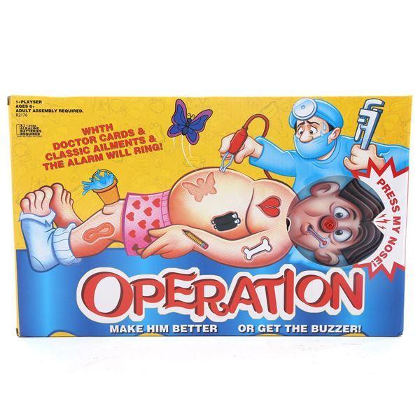 """Imagen de Juego de mesa Doctor cirujano """"Operation"""" didáctico"""