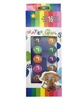 Imagen de Acuarelas 16 Colores En Caja