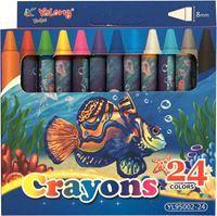 Imagen de Crayolas Finas x24