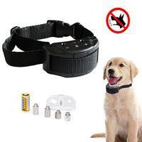 Imagen de Collar Para Perro Electrónico Anti Ladrido de Entrenamiento