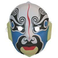 Imagen de Máscara De Plástico De Colores