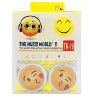 Imagen de Auriculares Vincha Infantil con Emojis