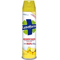 Imagen de Lysoform Aerosol Desinfectante Ambiente 360cc Cítrica