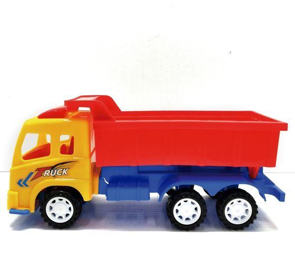 Imagen de Camión A Fricción Con Volqueta