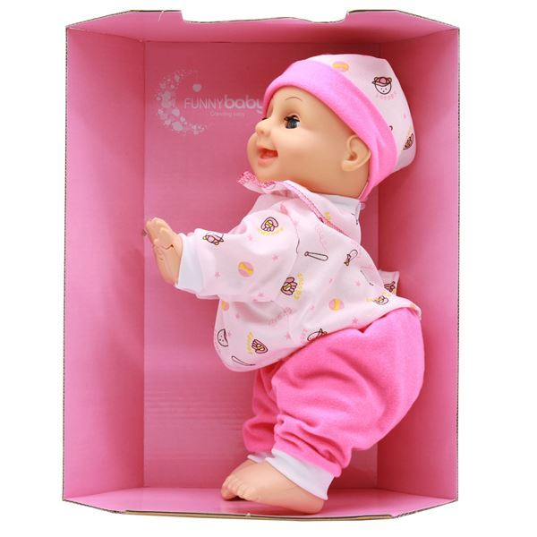 Imagen de Bebote Bebé Con Sonido Gatea Baila Canta