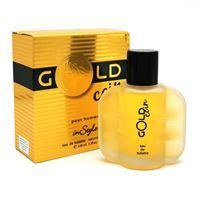 """Imagen de Perfume In Style 100ml caballero """"Gold Coin"""""""