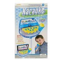 Imagen de Juguete Infantil Karaoke Micrófono con Pie Extensible + Luz