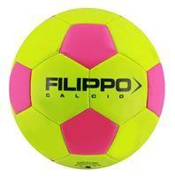 "Imagen de Pelot Futbol Cosida No.5 Fluo ""Filipo"""