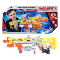 Imagen de Juguete Pistola Gigante Lanza Balines Papel Niños