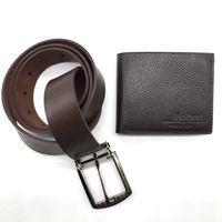 Imagen de Billetera Y Cinturón De Caballero