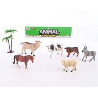 Imagen de Animales De Granja x 6