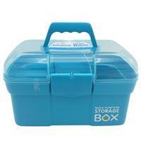 Imagen de Valija Organizadora de Plástico con Bandeja Extraible