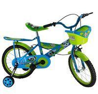 Imagen de Bicicleta Rodado 16 Niños + Canasto