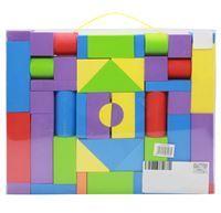Imagen de Blocks De Goma EVA x 48 Para Niños