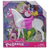 Imagen de Caballo con Pony y Accesorios Juguete