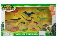 Imagen de Juguetes Dinosaurios Animales X 14 Unidades