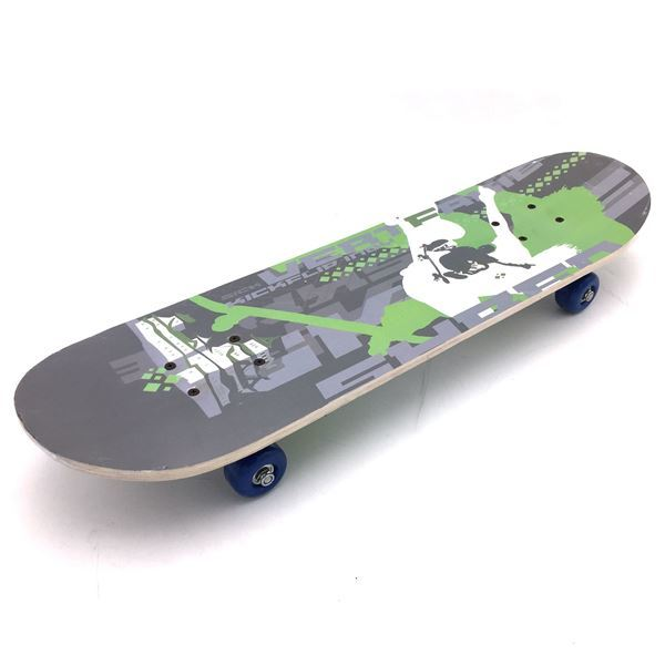 Imagen de Longboard Skate Patineta Grande Con Diseño