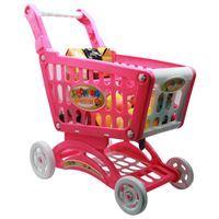 Imagen de Carrito de Supermercado Juguete Niños con Accesorios