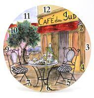Imagen de Reloj De Pared Redondo Con Diseño 32 Cm