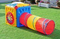 Imagen de Túnel Con Cubo PVC y Plástico STARPLAY