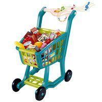Imagen de Carrito de supermercado, con sonido 2AA, con accesorios, en caja