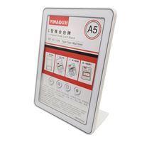 Imagen de Porta precios A5 plásticop/apoyar W415