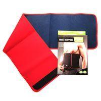 Imagen de Protector faja para cintura ajustable con velcro, en caja