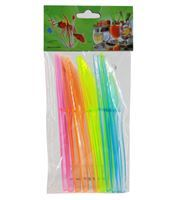 Imagen de Descartable, cubiertos de plástico, surtidos bolsa x12, pack x12