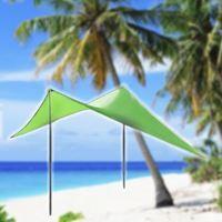 Imagen de Carpa gazebo para playa de polièster, con protección UV 60, fácil armado, en sobre