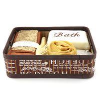 Imagen de Esponja, cepillo y accesorios, en caja