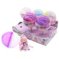 Imagen de Bebote pequeño, con accesorios, en pelota, CAJA x6