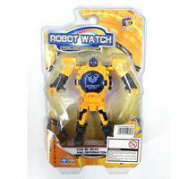 Imagen de Robot reloj, en blister, 4 colores