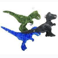 Imagen de Peluche dinosaurio con dientes