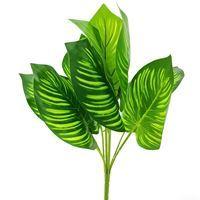 Imagen de Ramo de 9 hojas de difembaquia, PACK x2 ramos