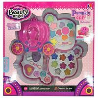 Imagen de Maquillaje infantil, petaca triple, en caja, Beauty Angel autorizado MSP
