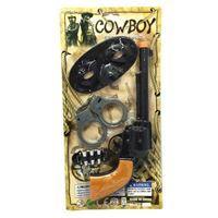 Imagen de Pistola con accesorios de cowboy, en blister