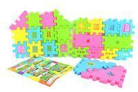 Imagen de Blocks 24 piezas planas con accesorios, en bolsa