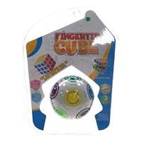 Imagen de Cubo mágico, pelota puzzle 11 colores en blister